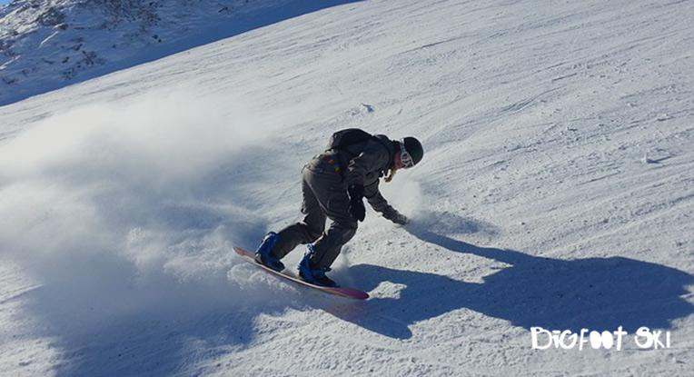 Historia del Snowboard en Granada