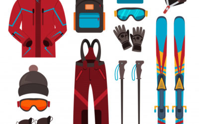 Alquiler de material esquí en Sierra Nevada