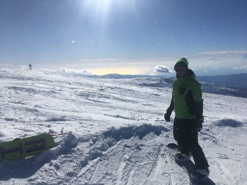 ¿Qué debes saber para ir a esquiar por primera vez a Sierra nevada?