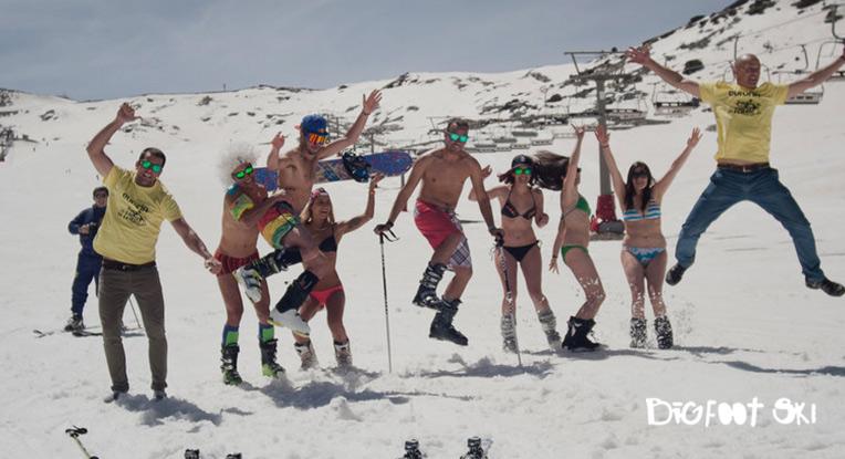 Esquiar en abril en Sierra Nevada es posible: ¡No te lo pierdas!