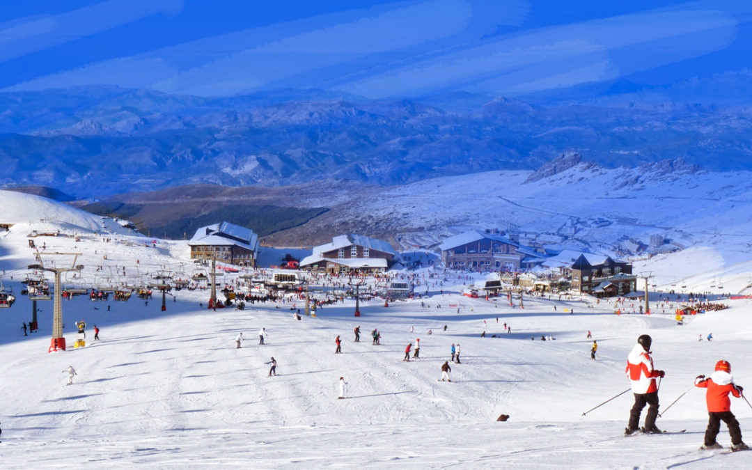 Consejos para disfrutar de un fin de semana de esquí en Sierra Nevada