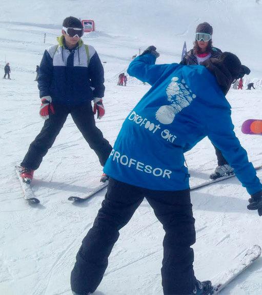 Oferta clases de snowboard en Sierra Nevada