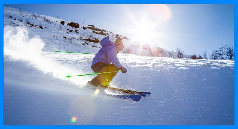 Esquís de Adultos