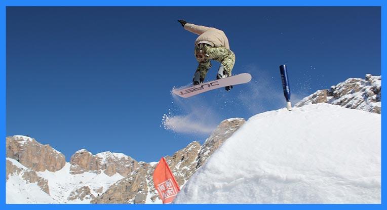 snowboard aficionados