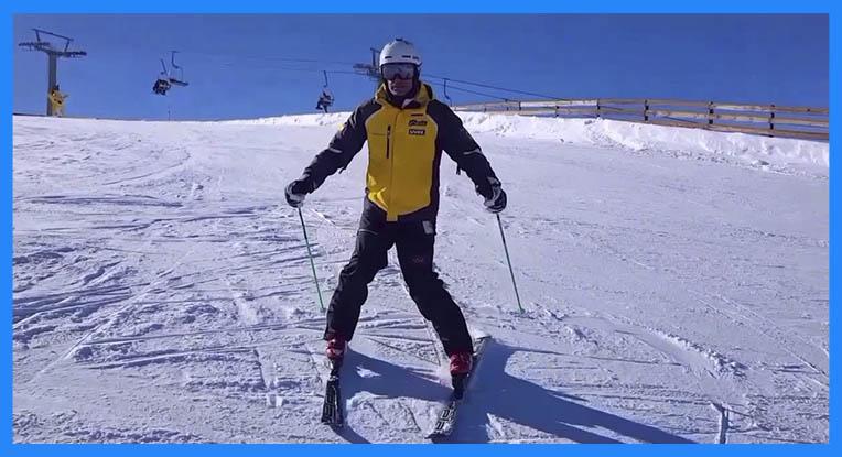 esquí-de-travesía