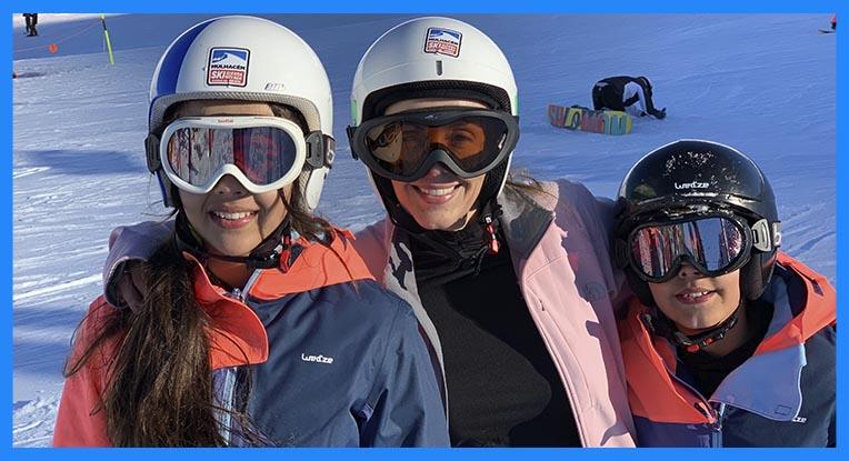 esquí-en-grupo